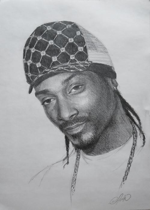 Snoop Dogg by Amra